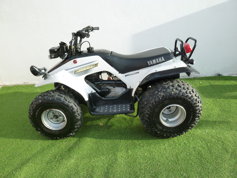 yamaha breeze 125 2