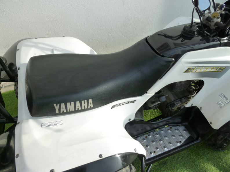 yamaha breeze 125 6